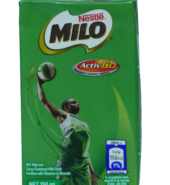 Nestle Milo Food Drink Activ-Go Ready To Drink 250ml