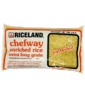 Chefway Rice Parboiled 1800 gr