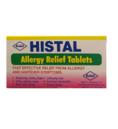 Histal Allergy Relief Tablets 30's