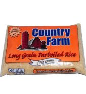 Ctry Farm Parboiled Rice 1750g