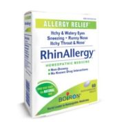 RhinAllergy Relief Tablets 60's
