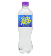 BBC Soda Water Pep 500ml