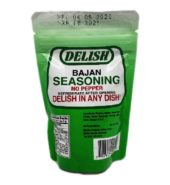 Delish Seasoning No Pepper Bag 180g
