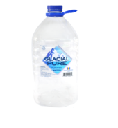 Glacial Pure Purified Water 5lt